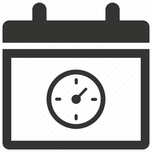 Calendar, management, planning, schedule, time icon - Download on Iconfinder