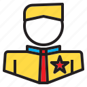 business, human, mamage, star, team, time icon