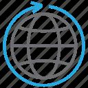 globe, earth, global, planet, world