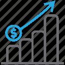graph, analytics, business, chart, profit, statistics