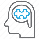 bubble, idea, logical, think, thinking, thought, thoughts icon