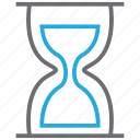 clock, sand, schedule, time, timer icon