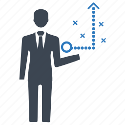 business, management, planning, strategy, tactics, way, workplan icon