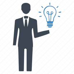 brainstorming, business, business idea, creativity, solution icon