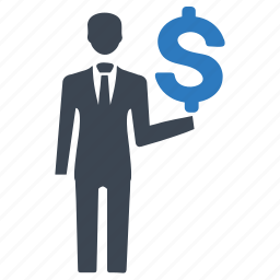 finance, income, investment, money, profit icon