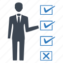 approved, business task, check list, check mark, done icon