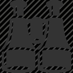binocular, explore, opportunity icon