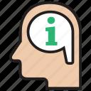 information, data, document, help, idea, info