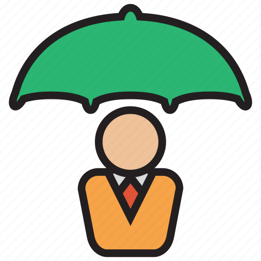 insurance, protection, rain, umbrella, weather icon
