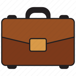 bag, briefcase, business, portfolio, suitcase icon