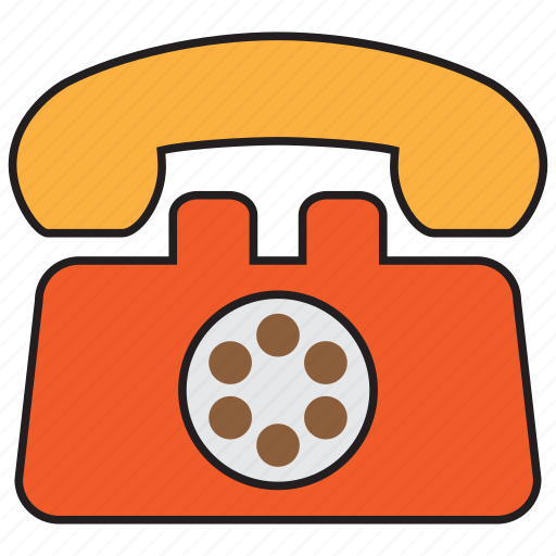 call, device, dial, phone, telephone icon