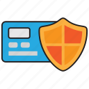 cash, finance, money, payment, secure, security icon