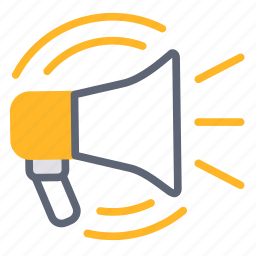 advertise, announce, announcement, business, marketing, megaphone, seo icon