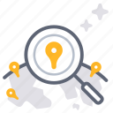 business, international, local, location, map, marketing, navigation icon