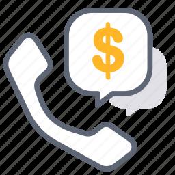 business, marketing, mobile, sale, tele banking, telemarketing, telesale icon