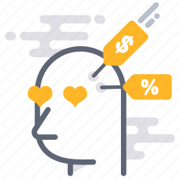 business, discount, ecommerce, marketing, sale, shop, shopping icon