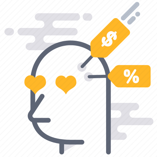 discount, ecommerce, marketing, proactive, sale, shopping icon