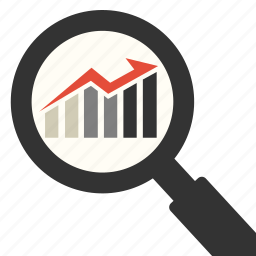 business, chart, financial, graph, management, marketing, optimization icon