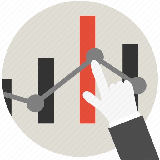 business, chart, finance, graph, management, marketing, optimization icon