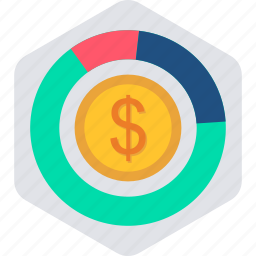 bar, business, currency, dollar, finance, money icon