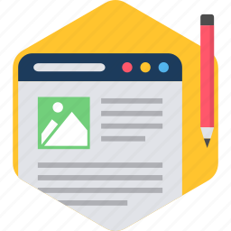 design, document, page, paper, seo, web, webpage icon