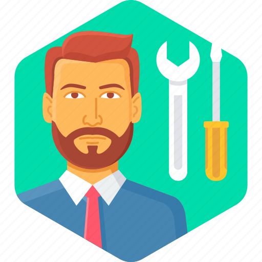 construction, industry, machine, mechanic, repair, service icon
