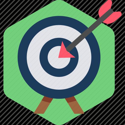 achievement, board, bullseye, dart, goal, success, target icon