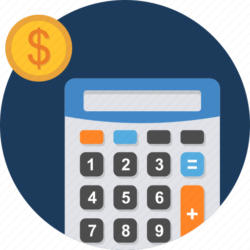 Calc, calculator, accounting, calculate, calculating, calculation, mathematics icon - Download on Iconfinder