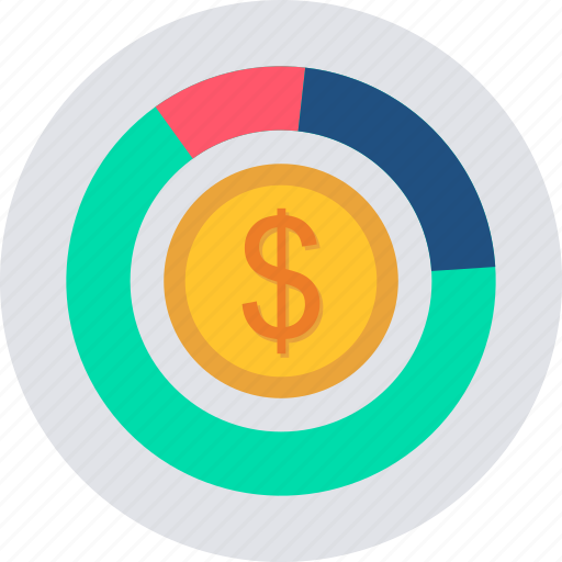 bank, business, cash, currency, dollar, finance, payment icon