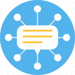 business, connection, connectivity, internet, marketing, network, web icon