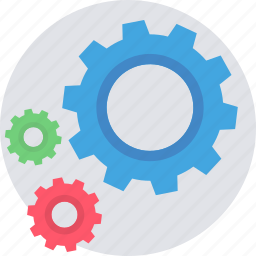 control, gear, loading, options, preferences, process, processing icon