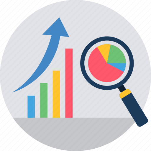 analytics, business, chart, diagram, finance, graph, growth icon