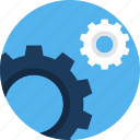 cog, control, gear, preferences, setting, settings, tool icon