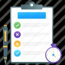 do, list, checklist, approved list, product list, task list, to do list icon