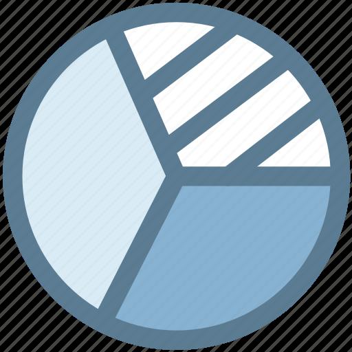 analysis, chart, graph, pie chart, statistic icon