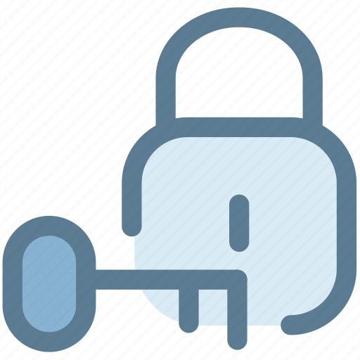 key, password, protection, security, unlock icon