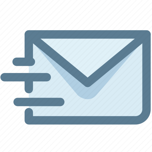 delivery, email, letter, move, send, send email icon