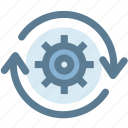 business, global, mechanism, refresh, setting, settings icon
