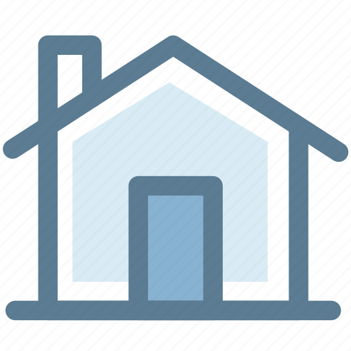 building, home, home page, house, property icon