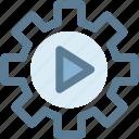 gear, marketing, options, setting, settings, video, video settings