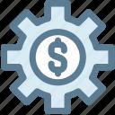 bussiness, gear, marketing, mechanism, money, money settings, settings
