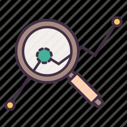 analysis, analytics, business, marketing, seo icon