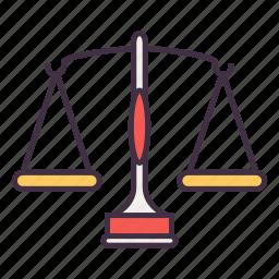 balance, business, legal, marketing, seo icon
