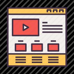 blog, blogging, business, marketing, seo icon
