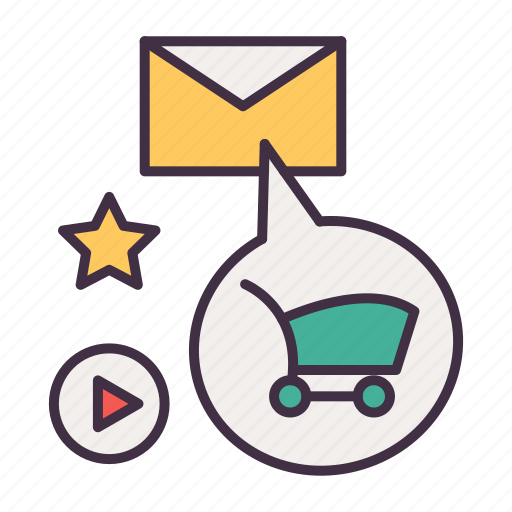 business, email, envelope, marketing, seo icon