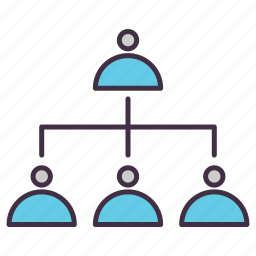 business, marketing, organisation, seo, structure icon