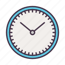 business, clock, management, marketing, seo, time icon