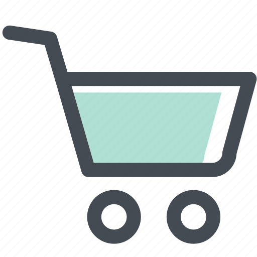 bill, buy, cart, shop, shopping, shopping cart, store icon