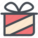 box, celebrate, celebrating, gift, gift box, present icon