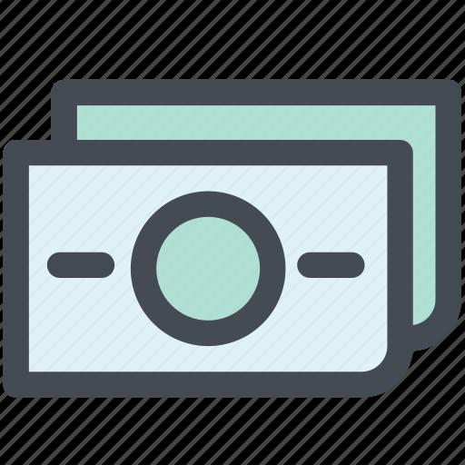 banknote, bill, capital, cash, money, money bill icon